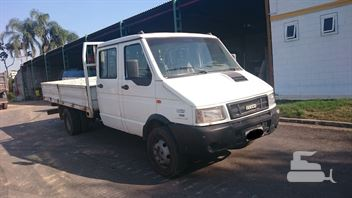 Caminhão Iveco DAILY CHASSI 70C17 Cab.Dup. 4p (diesel)