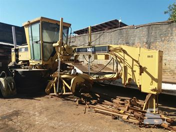 Motoniveladora Caterpillar 140H