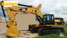 Escavadeira Caterpillar 336