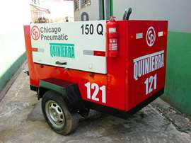 Compressor Chicago 150Q