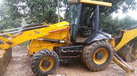 Retro Escavadeira JCB 3C Plus