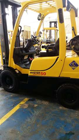 Empilhadeira Hyster H50FT