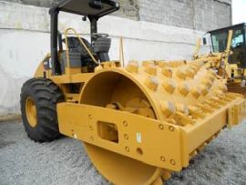 Rolo Compactador Caterpillar CS-533E