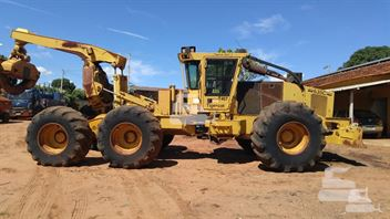 Skidder Tigercat 635D