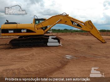 Escavadeira Caterpillar 330CL ME